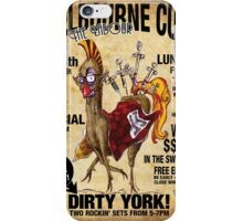 LABOR IN VAIN - MELBOURNE CUP - 2014 iPhone Case/Skin