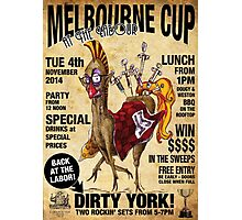 LABOR IN VAIN - MELBOURNE CUP - 2014 Photographic Print