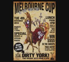 LABOR IN VAIN - MELBOURNE CUP - 2014 by Chris Kelly
