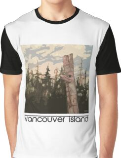 Vancouver Island  Graphic T-Shirt