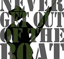Apocalypse Now by nikkifoxrobot