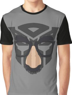 Robot In Disguise Graphic T-Shirt