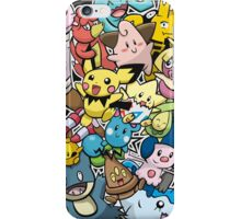 Baby Pokémaniacal Colour iPhone Case/Skin
