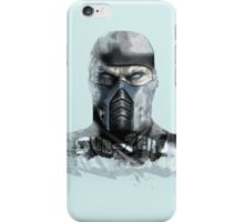 Sub-Zero freeze iPhone Case/Skin