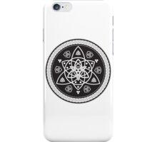 A Tetrarch of Triquetras iPhone Case/Skin