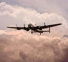 Warbirds - Avro Lancaster  by J Biggadike