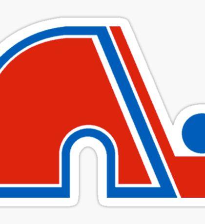 Quebec Nordiques Sticker