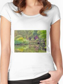 Kates Bridge Women's Fitted Scoop T-Shirt