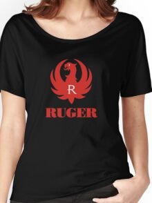 ruger Women's Relaxed Fit T-Shirt