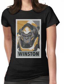 Winston HOPE Propaganda Womens Fitted T-Shirt