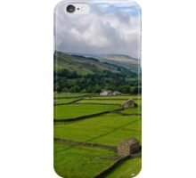 Swaledale Stone Barns iPhone Case/Skin