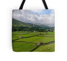 Swaledale Stone Barns Tote Bag