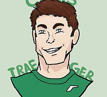 Chris Traeger by SevLovesLily