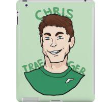 Chris Traeger iPad Case/Skin