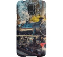 Steam on the Rails Samsung Galaxy Case/Skin