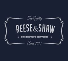 Person Of Interest - Reese and Shaw Protective Services by CyberWingman