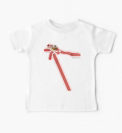 Lonely Christmas wrapping shirt Baby Tee