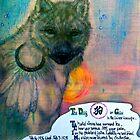 The Dog,;- Chinese Horoscopes, Your Year. by MardiGCalero