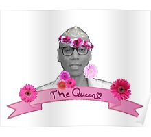 The Queen <3 Poster
