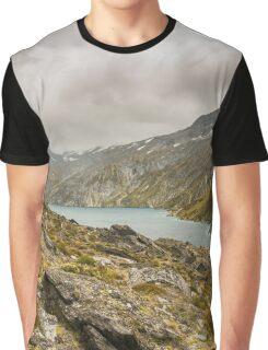 Lochnagar Queenstown Graphic T-Shirt