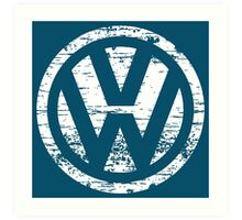 VW The Witty Art Print