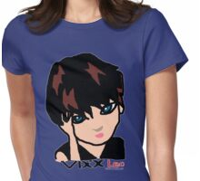 VIXX Leo Kpop design Womens Fitted T-Shirt