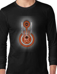 crop circles 20 Long Sleeve T-Shirt