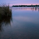 Strahan Sunset by Andrew Durick