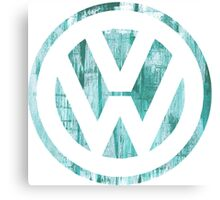 VW Grungy II Canvas Print