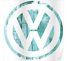 VW Grungy II Poster