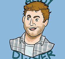 Andy Dwyer by SevLovesLily