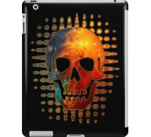Skull, Space Pirate, Cosmos, Galaxy, Universe iPad Case/Skin
