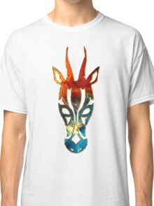 Antelope, Africa, Space, Cosmos, Galaxy, Universe Classic T-Shirt