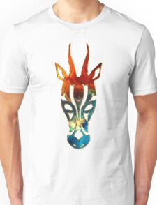 Antelope, Africa, Space, Cosmos, Galaxy, Universe Unisex T-Shirt