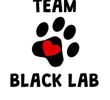 Team Black Lab by kwg2200