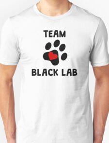 Team Black Lab T-Shirt