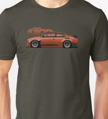 Skoda 110R - V2 Unisex T-Shirt