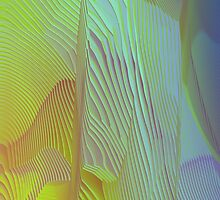 Pixelsorted gradient /10 by Jules Muijsers