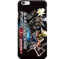 Earth Defense Force 2025  iPhone Case/Skin
