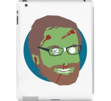 'Stephen Merchant' Halloween Zombie iPad Case/Skin