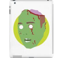 'Karl Pilkington' Halloween Zombie iPad Case/Skin