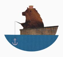 Cheltenham the Bear: Fishing Trip by Susannah Burton-Hopkins