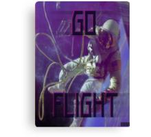 Go Flight Canvas Print