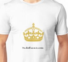 King Moriarty Unisex T-Shirt