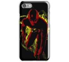 Fastest Man Alive iPhone Case/Skin