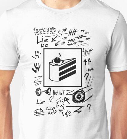 lie, lie, lie Unisex T-Shirt