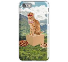 guess that pie iPhone Case/Skin