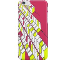 Colored Perspective iPhone Case/Skin