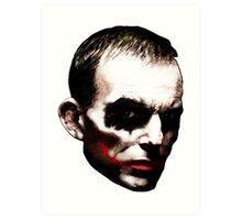 Abbott is a Joker Art Print