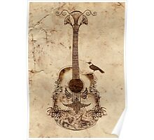 The Guitar's Song Poster